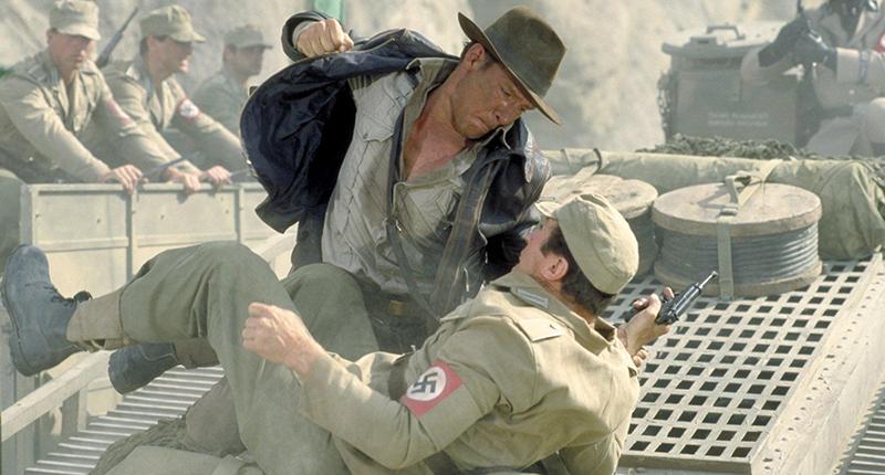 Regarding the Punching of Nazis